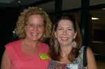 Melinda Yeaman O'Riley and Tracy Van Horn Reed